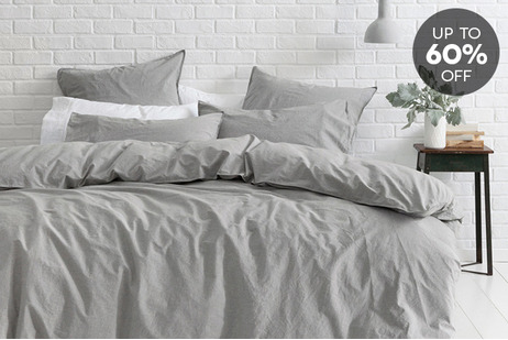 Soft-Wash Bedding