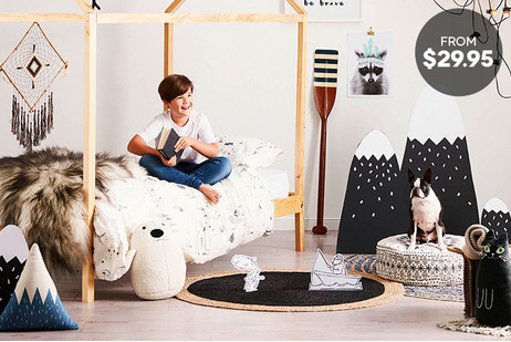 Stylish Kids Bedroom