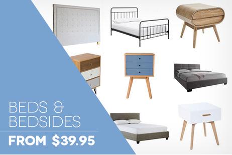 Bedheads & Bedsides Under $399