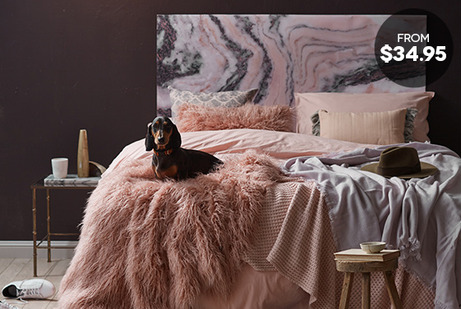 Cosy Blush Bedroom