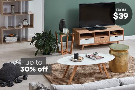 Affordable Living Room Updates