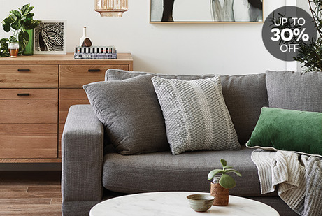 Relaxed Living Room Style