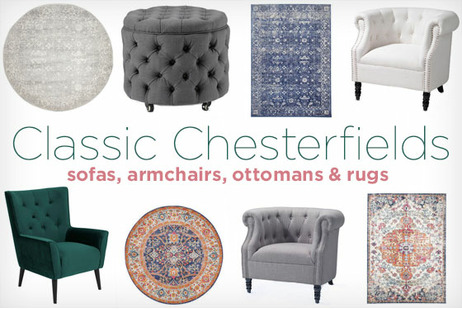 Classic Chesterfield Style