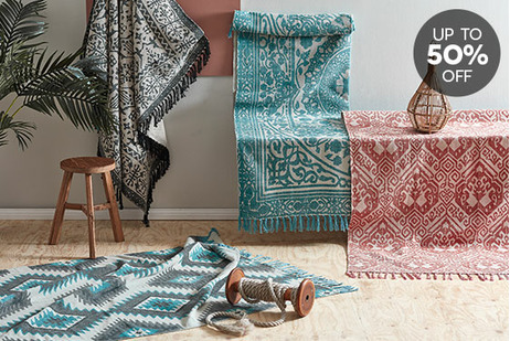 Just-landed rugs