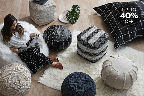 The Perfect Pouffe