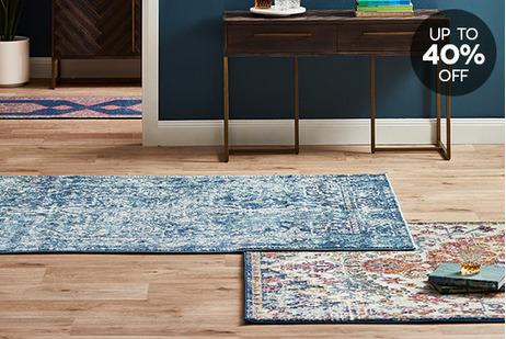 Modern classic rugs