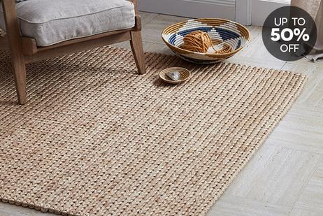 Hand braided rugs
