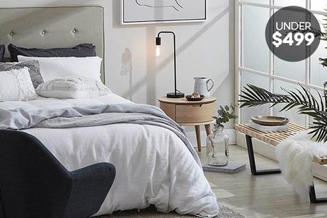 Bedroom under $499