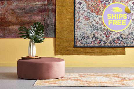 The Spring rug edit