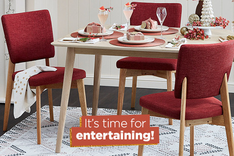 It's time for Christmas entertaining