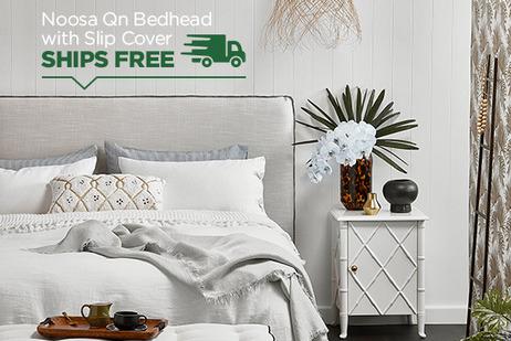 Tropi-cool bedroom