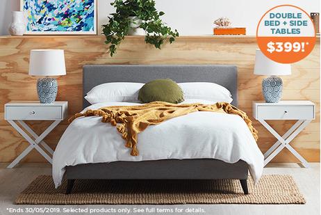 Bedroom under $399