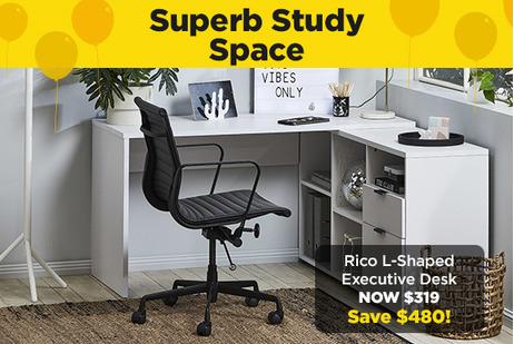 Superb Study Space - SALE