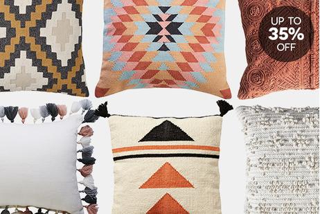 Bohemian Cushions