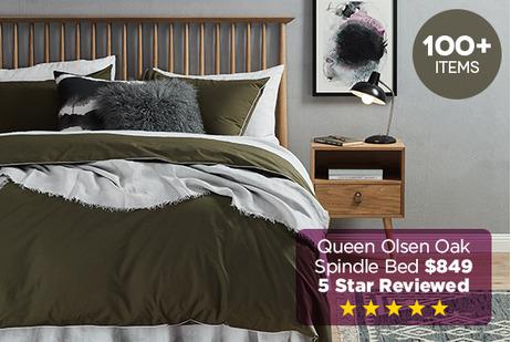 Enchanting bedroom