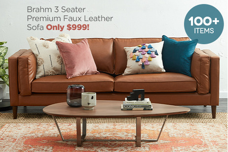 Faux Leather For Less