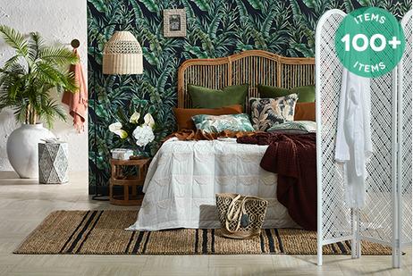 Island Time Bedroom