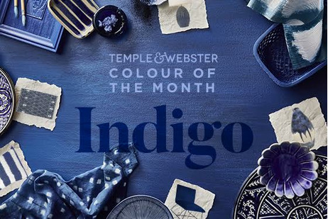 Colour of the Month: Indigo
