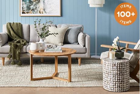 Easy Updates: Living Room