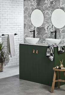Naturescape Bathroom
