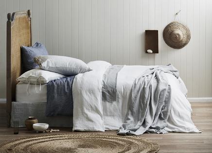 Jute & Rattan Bedroom