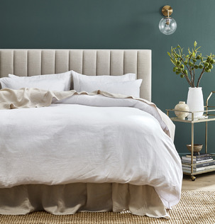 Luxe Neutral Bedroom