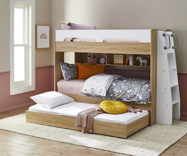 Bunk Buddies Kids Bedroom