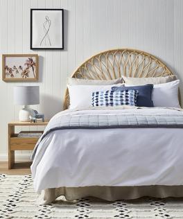 Natural Coastal Bedroom