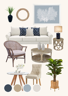 Hamptons Inspired Living