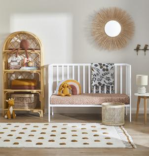 Natural Bedroom for Kids