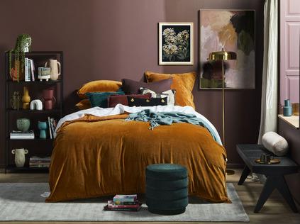 Cosy Velvet Bedroom