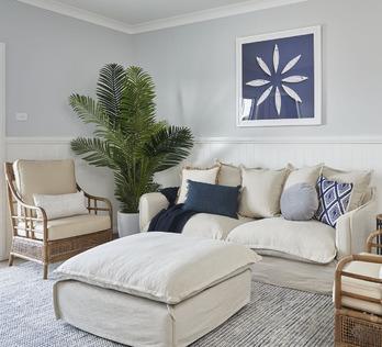 Living Room On The Coast