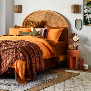 Sunkissed Natural Bedroom