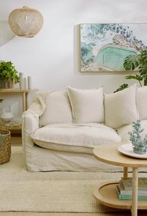 Coastal Perfection Living Room