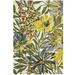 Harlequin Maize Floreale Hand-Tufted Wool Rug