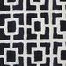 Lexington Home Black Metro Wool-Blend Rug