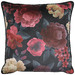 Madras Link Floral Eclipse Square Velvet Cushion