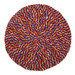 Network Rugs Round Felted Wool Ball Rug