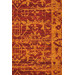 Network Rugs Paprika Duchamps Jacquard Cotton Runner