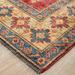 Network Rugs Kazak Vintage Hand-Knotted Wool Rug