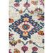 Network Rugs Multi-coloured Wildflower Vintage Look Runner