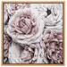 A La Mode Studio Frosting Blooms Canvas Wall Art