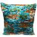 Vintage Beach Shack Tahitian Surf Cushion