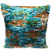 Vintage Beach Shack Tahitian Surf Cushion Cover