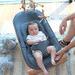 Babyhood Tommer Wooden Bouncer