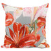 Nicholas Agency & Co Fire Lily Square Cushion