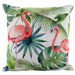 Nicholas Agency & Co Flamingo Duo Outdoor Cushion