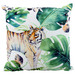 Nicholas Agency & Co Jungle Tiger Outdoor Cushion