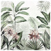 Nicholas Agency & Co Jungle Stretched Canvas Wall Art