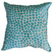 Bungalow Living Aqua Spot Outdoor Cushion